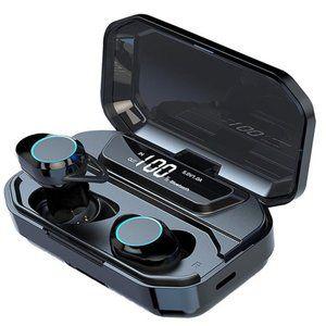 G02 TWS 5.0 BlueTooth v5.0 9D Stereo Earphone